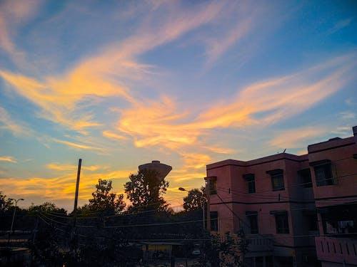 Free stock photo of art photo, beatiful landscape, clouds
