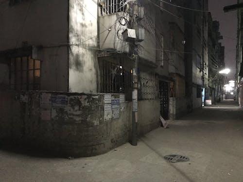 Free stock photo of at night, building, city at night