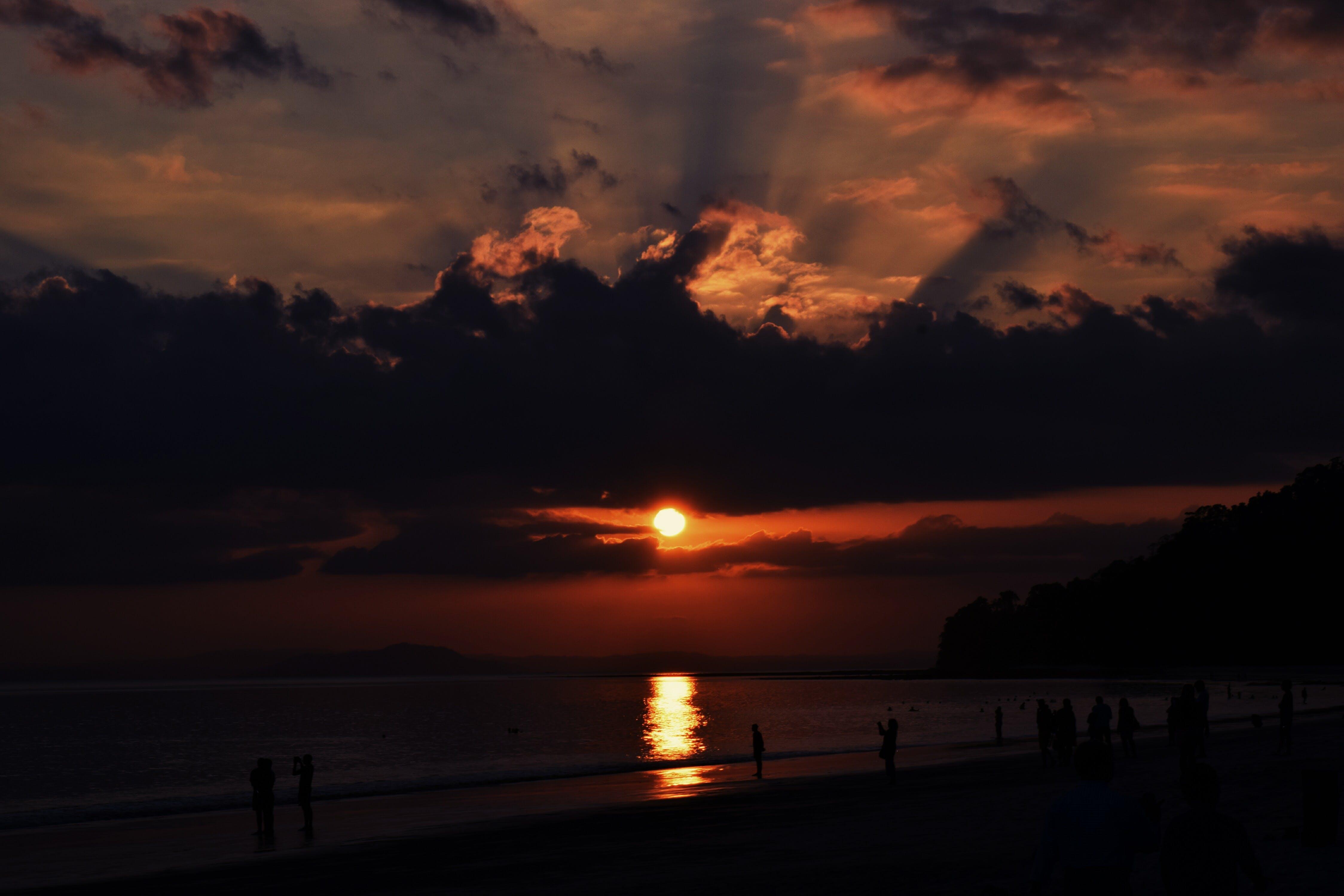 Free stock photo of #nature #photography #sun #rays #light #sunrise #s