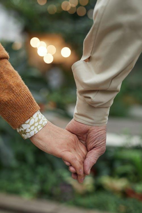 Photos gratuites de à jamais, affection, âgé