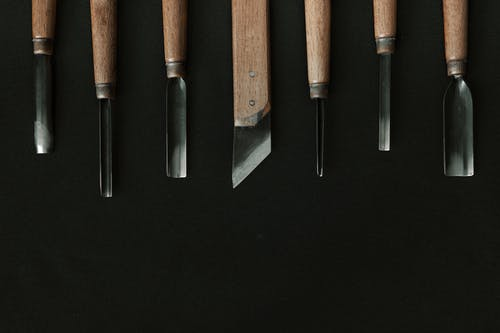 Free stock photo of art, carpentry, color
