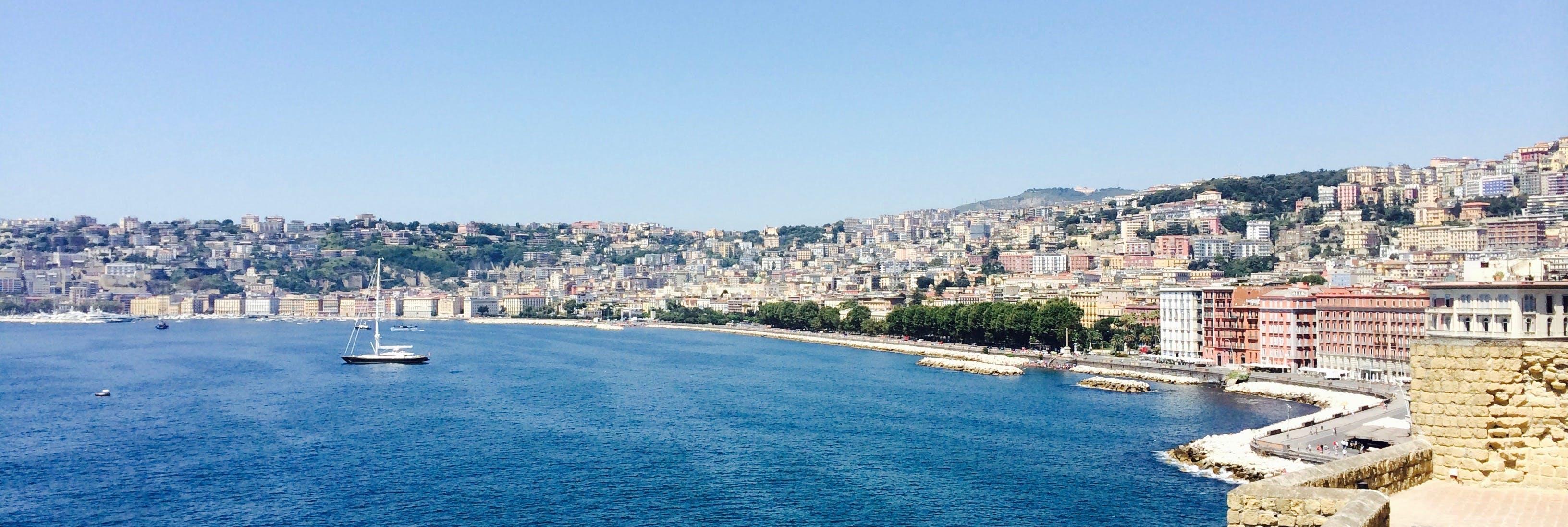 Základová fotografie zdarma na téma krajina, město, moře, neapol