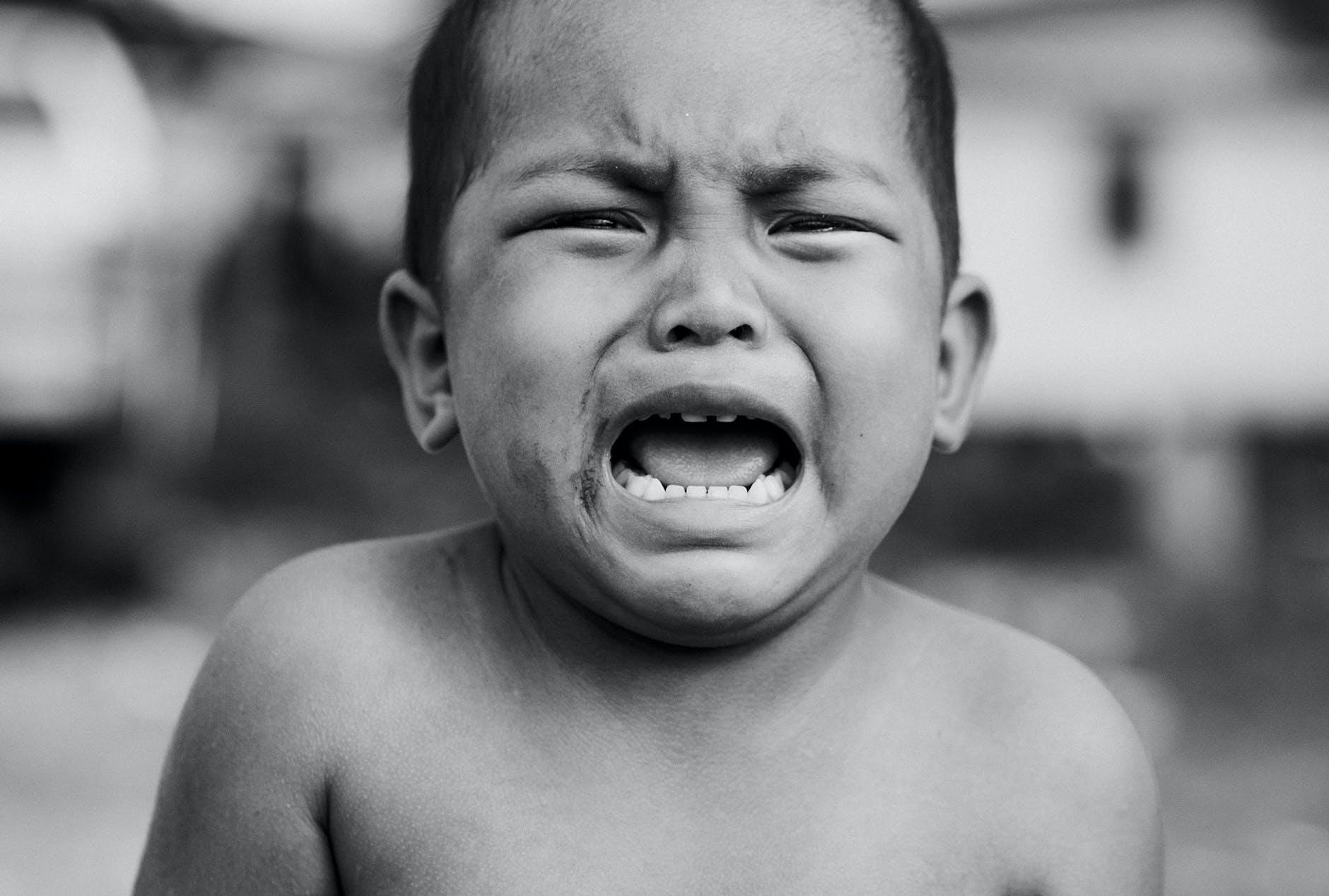 penyebab anak trauma