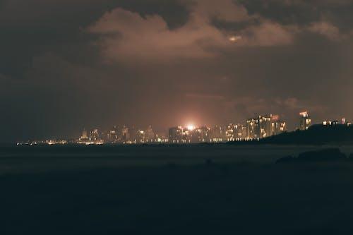 Free stock photo of at night, beatiful landscape, city at night