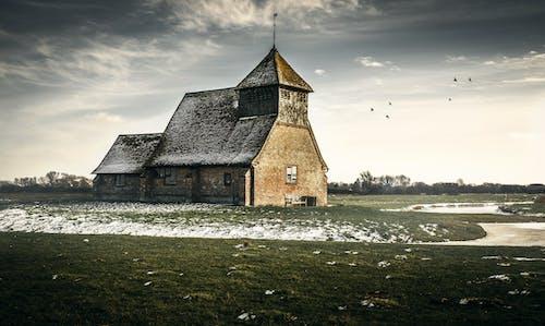冬季, 反射, 夏天 的 免费素材图片
