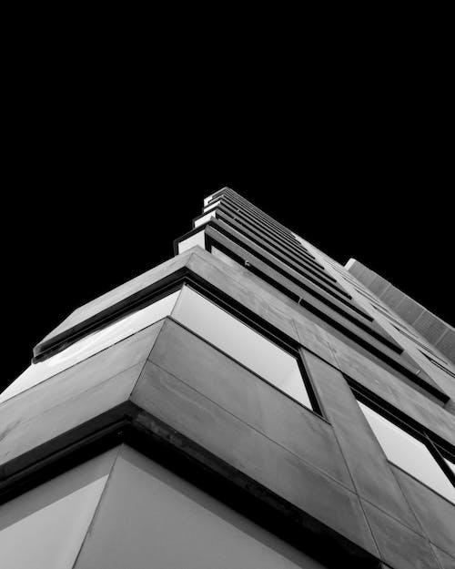 가벼운, 거리, 건물의 무료 스톡 사진