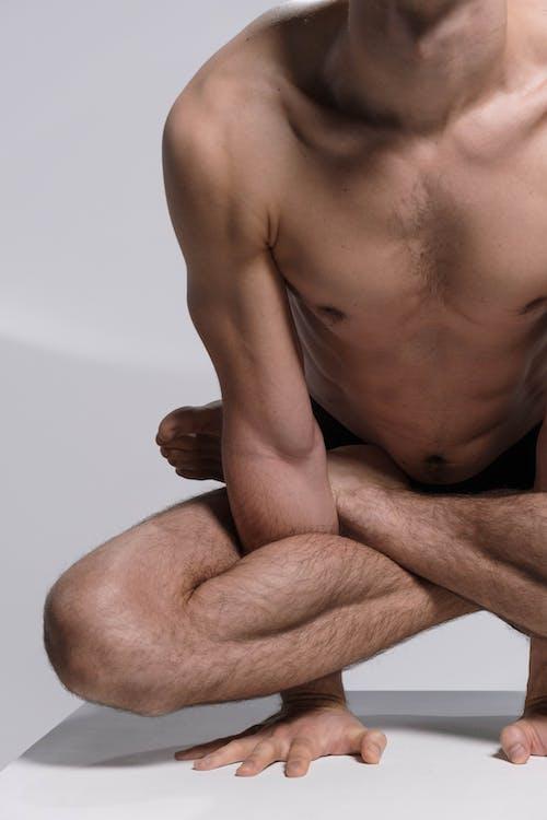 Free stock photo of acrobatic, active, anonymous