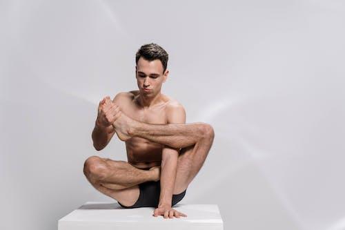 Gratis stockfoto met acrobatisch, actief, asana