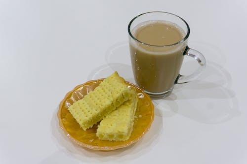 Free stock photo of christmas cookies, cookie, milk, scottish