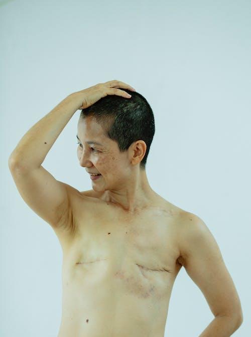 乳房, 亞洲女人, 亞洲女性 的 免費圖庫相片