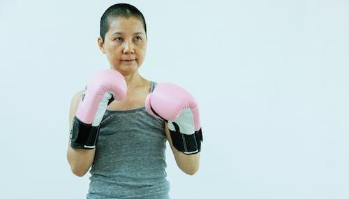 Gratis stockfoto met alleen, atleet, Aziatische vrouw