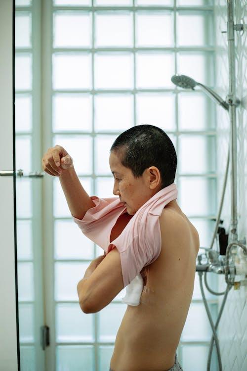 Gratis arkivbilde med alene, asiatisk kvinne, bad