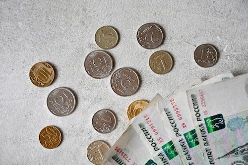 คลังภาพถ่ายฟรี ของ การชำระเงิน, การเงิน, ค่ากระดาษ