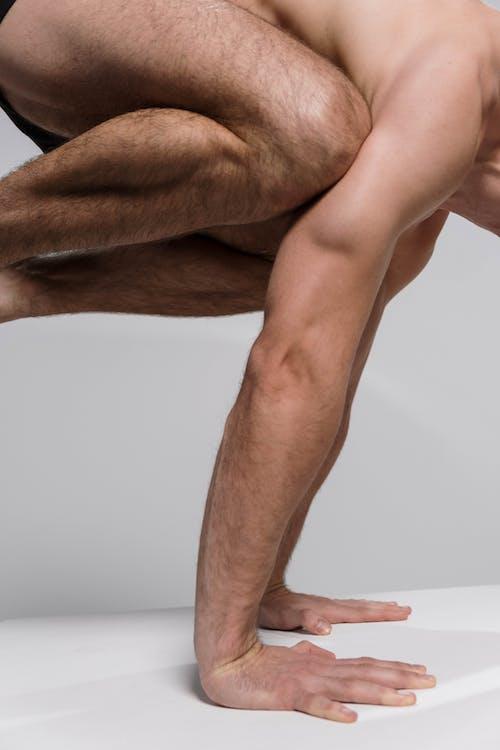 Free stock photo of acrobatic, active, asana