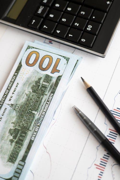 Gratis stockfoto met aandelenbeurs, account, accounting