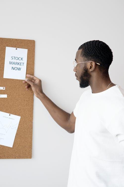 Darmowe zdjęcie z galerii z asortyment, biznesmen, czarnoskóry