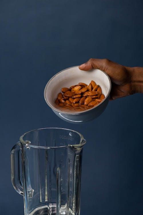 Kostenloses Stock Foto zu gesundes essen, glasartikel, keramische schüssel