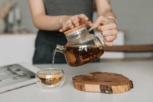 Free stock photo of arts and crafts, at home, black tea