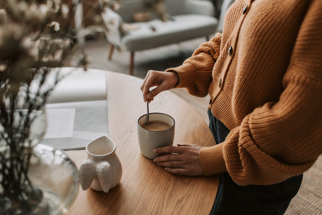 Free stock photo of at home, breakfast, caffeine