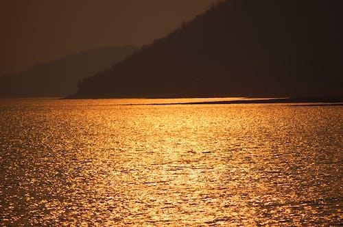 Darmowe zdjęcie z galerii z morze, natura, ocean, wieczór