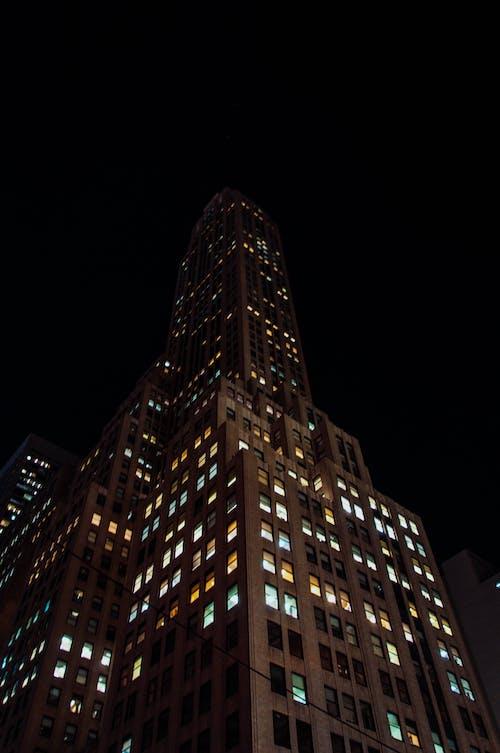 คลังภาพถ่ายฟรี ของ กลางคืน, การส่องแสง, ตอนเย็น