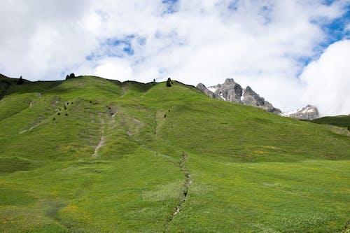 Foto stok gratis Austria, bayangan, bukit, pegunungan Alpen