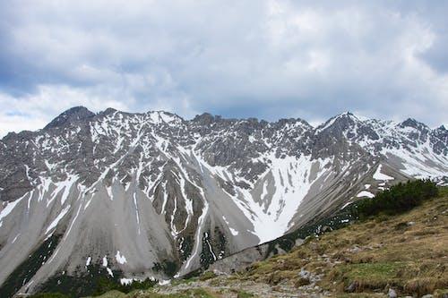 Foto stok gratis Austria, pegunungan, pegunungan Alpen, salju