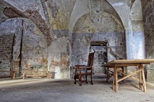 Foto stok gratis arsitektur lama, kursi berlengan, lalai, Republik Ceko