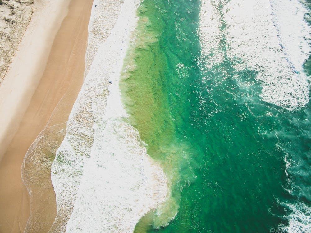 드론, 모래, 무인 항공기