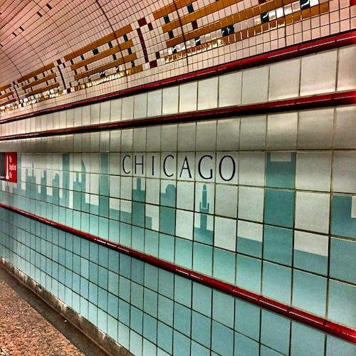 Бесплатное стоковое фото с станция метро