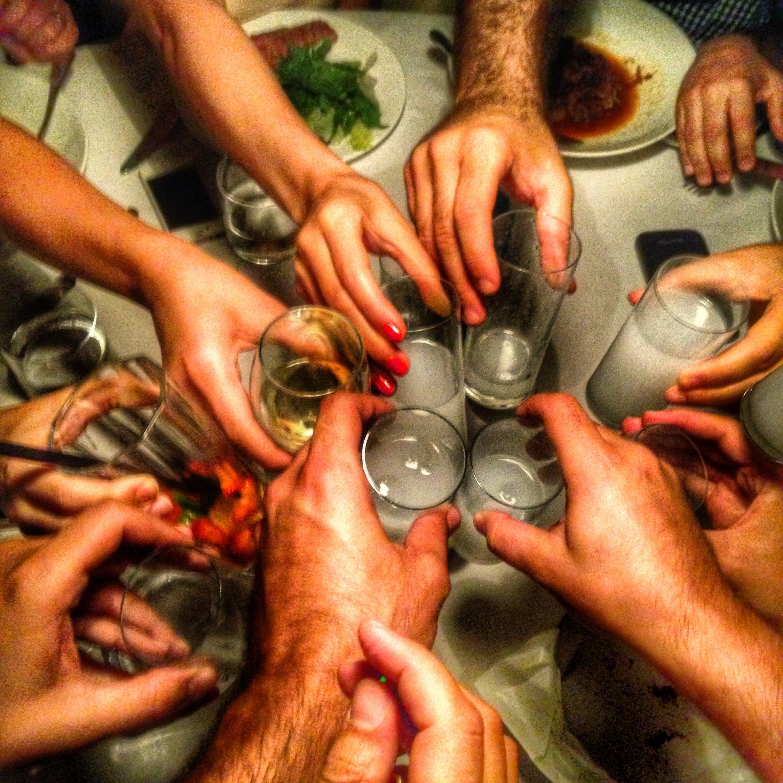 Free stock photo of cheers, friendship