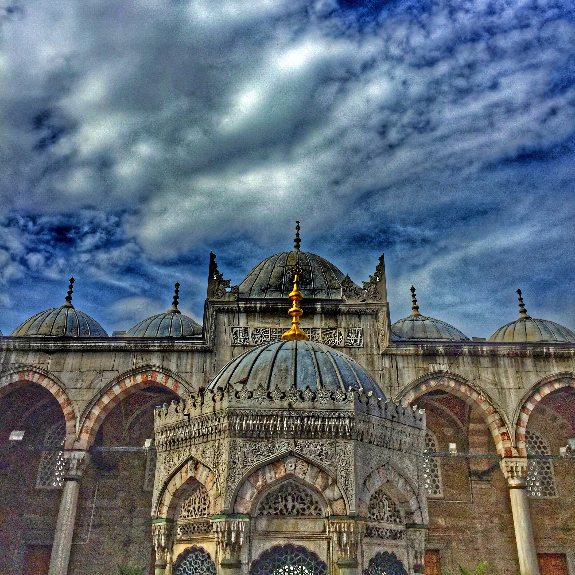 Free stock photo of mosque, yenicami