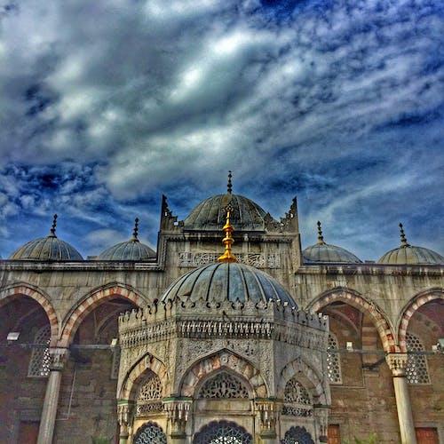 Бесплатное стоковое фото с yenicami, мечеть