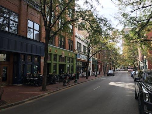 Free stock photo of charleston, city street
