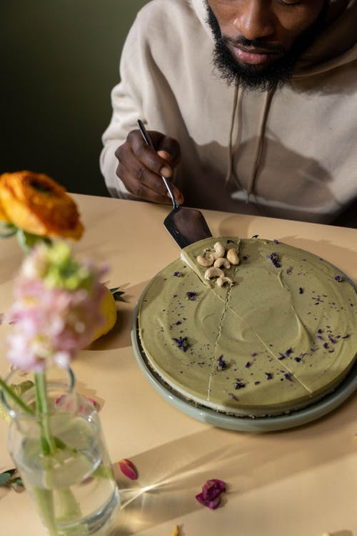 Free stock photo of at table, birthday, cake