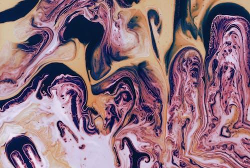 Бесплатное стоковое фото с абстрактная живопись маслом, абстрактное искусство, абстрактное фото