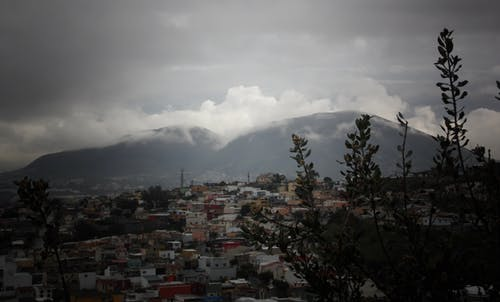 Free stock photo of CIUDAD, fotografia, montañas, niebla
