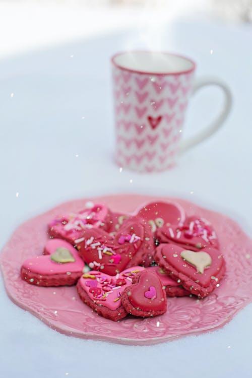 Gratis lagerfoto af bryllup, chokolade, cookie