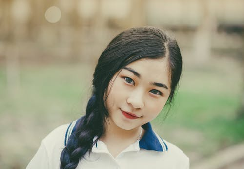 Foto profissional grátis de adolescente, alegria, atraente, beleza