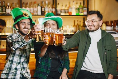 人, 啤酒, 喝 的 免费素材图片