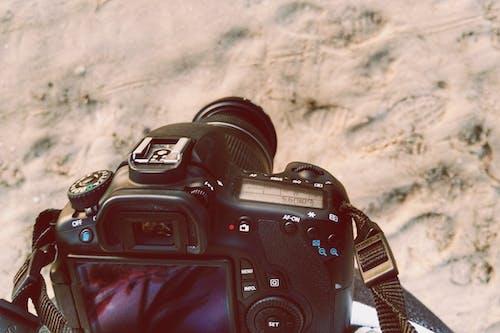 Gratis lagerfoto af årgang, Canon, close-up, digitalkamera