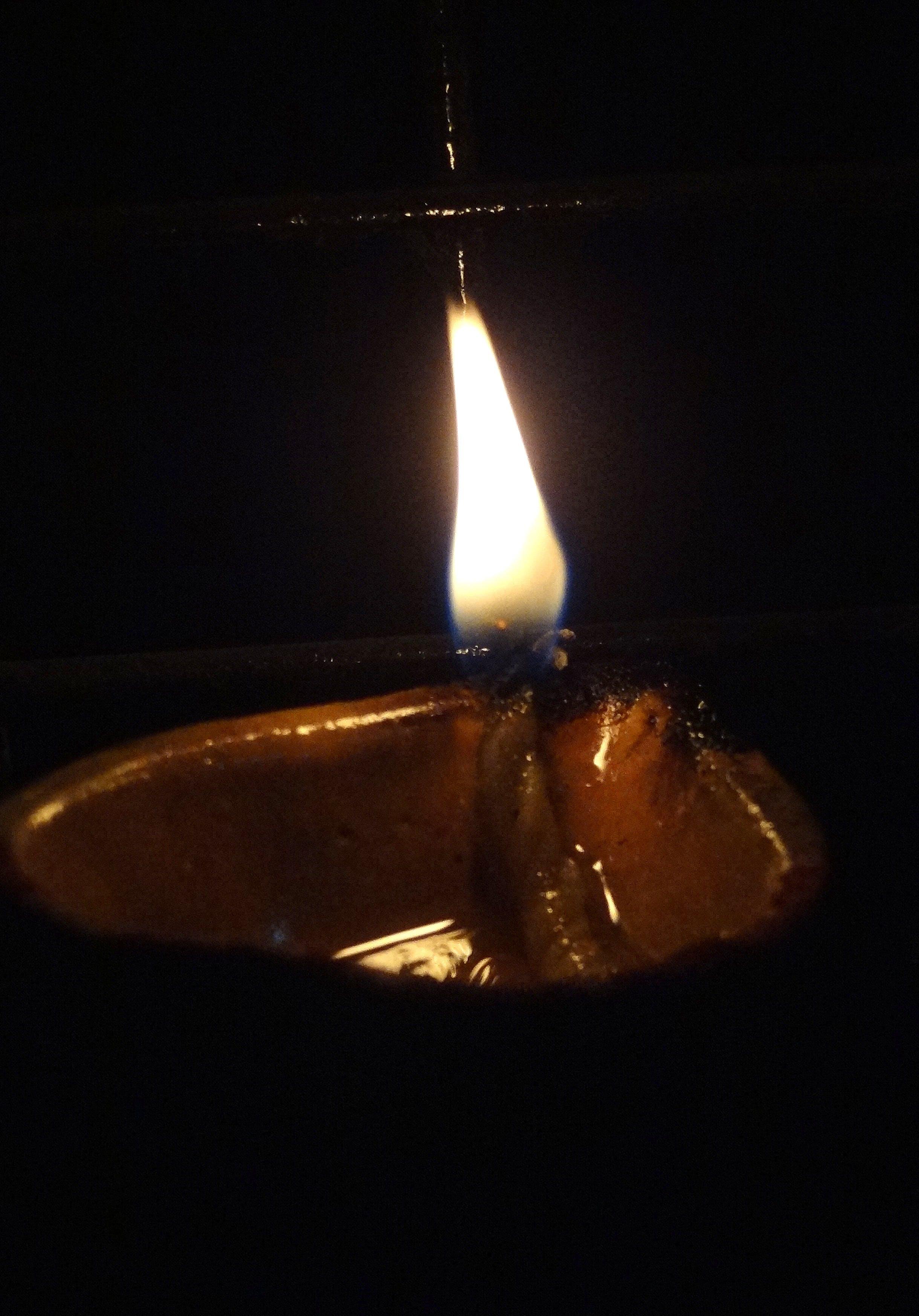 Free stock photo of OIL-EARTHEN LAMP