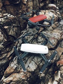 Free stock photo of dji, drone cam, djispark