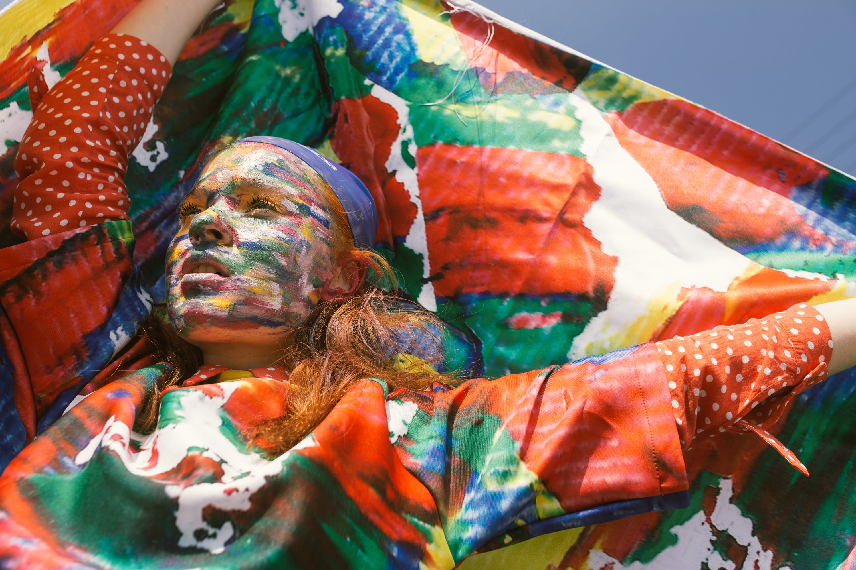Kostenloses Stock Foto zu kunst, muster, textur, festival