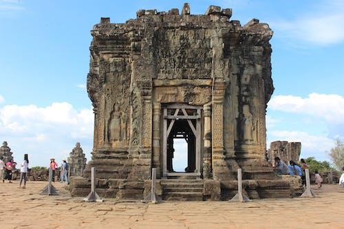 Free stock photo of Bakheng Temple, Siemreap Cambodia