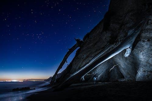 Foto stok gratis artis, gelap, langit, malam