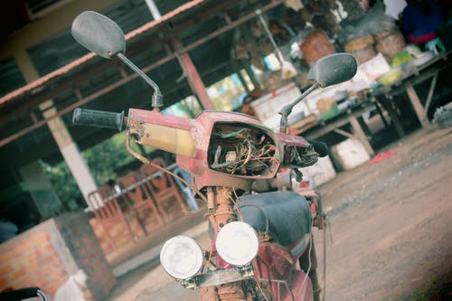 Free stock photo of moto