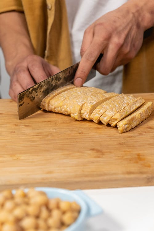 Free stock photo of at table, baking, bread