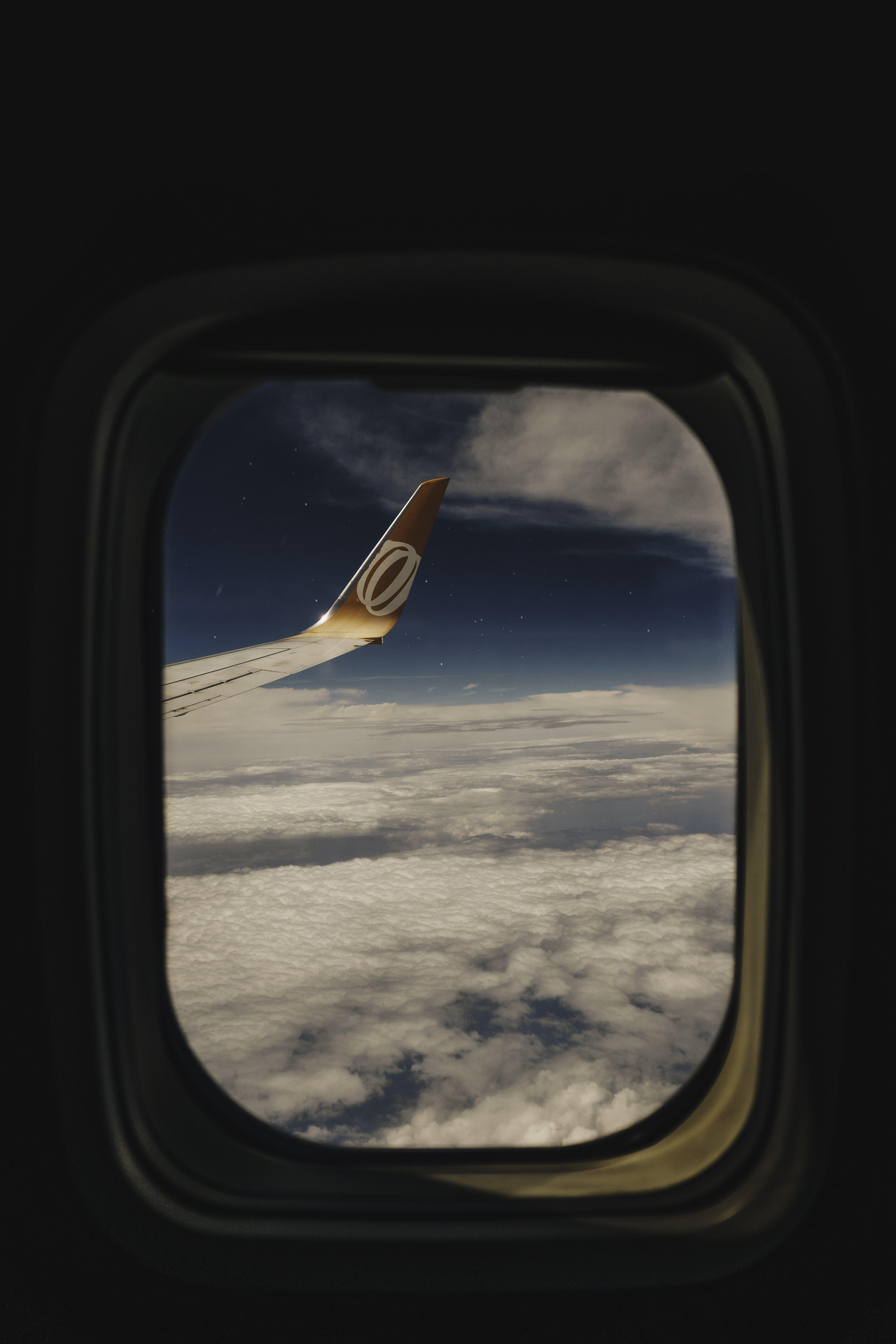 avião, voar