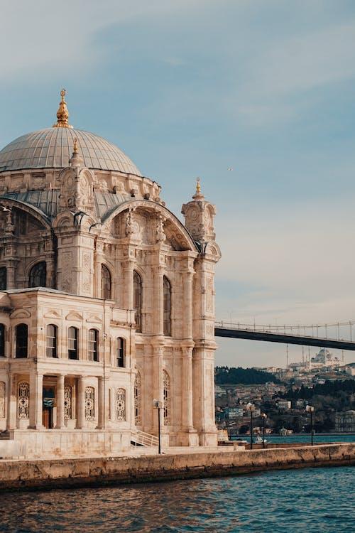Ilmainen kuvapankkikuva tunnisteilla arkkitehtuuri, islamilainen, Istanbul